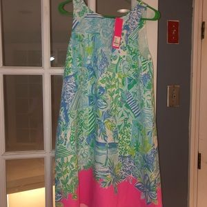 Lily Pulitzer sun dress . Never worn with tags!